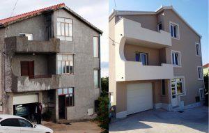 Energetska obnova fasade obiteljske kuće bespovratnim sredstvima EU